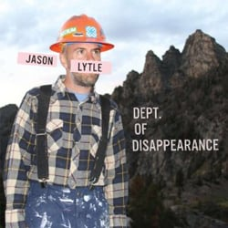 Publicity still for Jason Lytle: Dept. of Disappearance