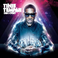 Publicity still for Tinie Tempah: Disc-Overy
