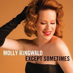Publicity still for Molly Ringwald: Except Sometimes