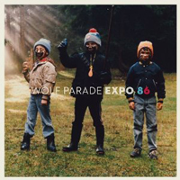 Publicity still for Wolf Parade: Expo 86
