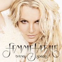 Publicity still for Britney Spears: Femme Fatale