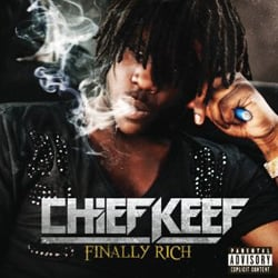Publicity still for Chief Keef: Finally Rich