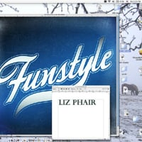 Publicity still for Liz Phair: Funstyle