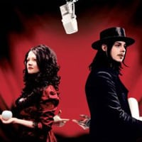 Publicity still for The White Stripes: Get Behind Me Satan