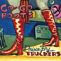Publicity still for Drive-By Truckers: Go-Go Boots