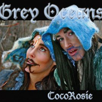 Publicity still for CocoRosie: Grey Oceans