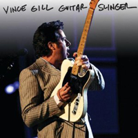 Publicity still for Vince Gill: Guitar Slinger