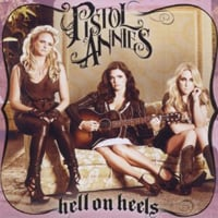 Publicity still for Pistol Annies: Hell on Heels