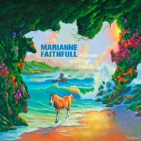 Marianne Faithfull: Horses and High Heels