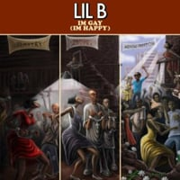 Publicity still for Lil B: I'm Gay (I'm Happy)