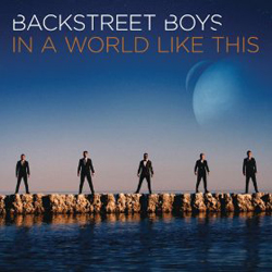 Publicity still for Backstreet Boys: In a World Like This