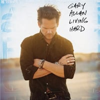 Publicity still for Gary Allan: Living Hard