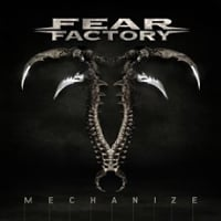 Publicity still for Fear Factory: Mechanize