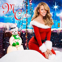 Publicity still for Mariah Carey: Merry Christmas II You
