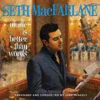 Publicity still for Seth MacFarlane: Music Is Better Than Words