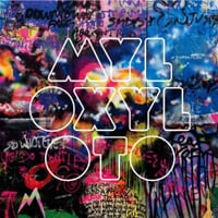 Publicity still for Coldplay: Mylo Xyloto
