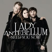 Publicity still for Lady Antebellum: Need You Now