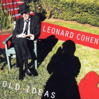 Publicity still for Leonard Cohen: Old Ideas
