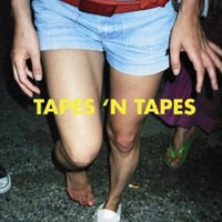 Publicity still for Tapes 'n Tapes: Outside