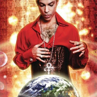 Publicity still for Prince: Planet Earth