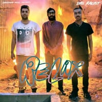 Publicity still for Das Racist: Relax