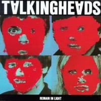 Publicity still for Talking Heads: Remain In Light