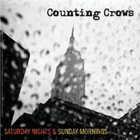 Publicity still for Counting Crows: Saturday Nights & Sunday Mornings