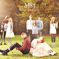 Publicity still for M83: Saturdays=Youth