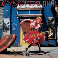 Publicity still for Cyndi Lauper: She's So Unusual