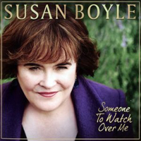 Publicity still for Susan Boyle: Someone to Watch Over Me