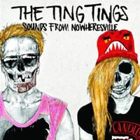 Publicity still for The Ting Tings: Sounds from Nowheresville
