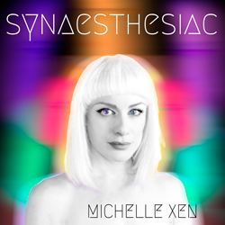 Publicity still for Michelle Xen: Synaesthesiac