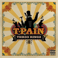 Publicity still for T-Pain: Thr33 Ringz