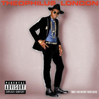 Publicity still for Theophilus London: Timez Are Weird These Days