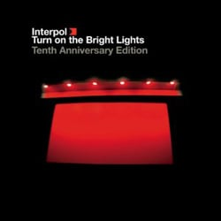 Publicity still for Interpol: Turn on the Bright Lights: Tenth Anniversary Edition