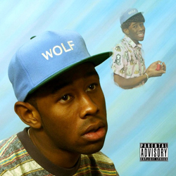 Publicity still for Tyler, the Creator: Wolf