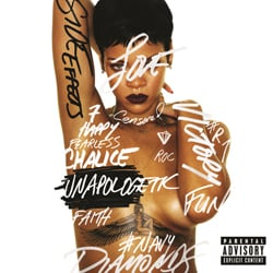 Publicity still for Rihanna: Unapologetic