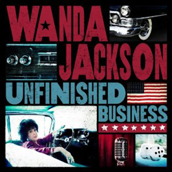 Publicity still for Wanda Jackson: Unfinished Business