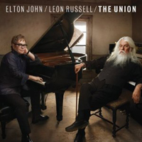 Publicity still for Elton John and Leon Russell: The Union