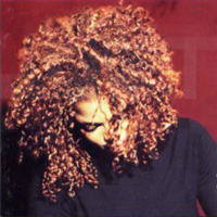 Publicity still for Janet Jackson: The Velvet Rope