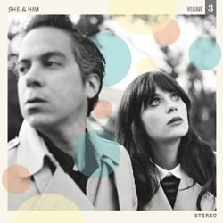 Publicity still for She & Him: Volume 3