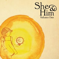 Publicity still for She & Him: Volume One