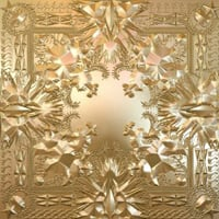 Publicity still for Jay-Z and Kanye West: Watch the Throne