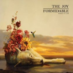 Publicity still for The Joy Formidable: Wolf's Law