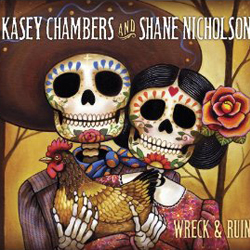 Publicity still for Kasey Chambers and Shane Nicholson: Wreck & Ruin