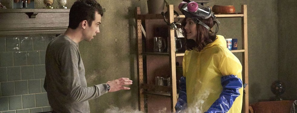 Man Seeking Woman: Season Three