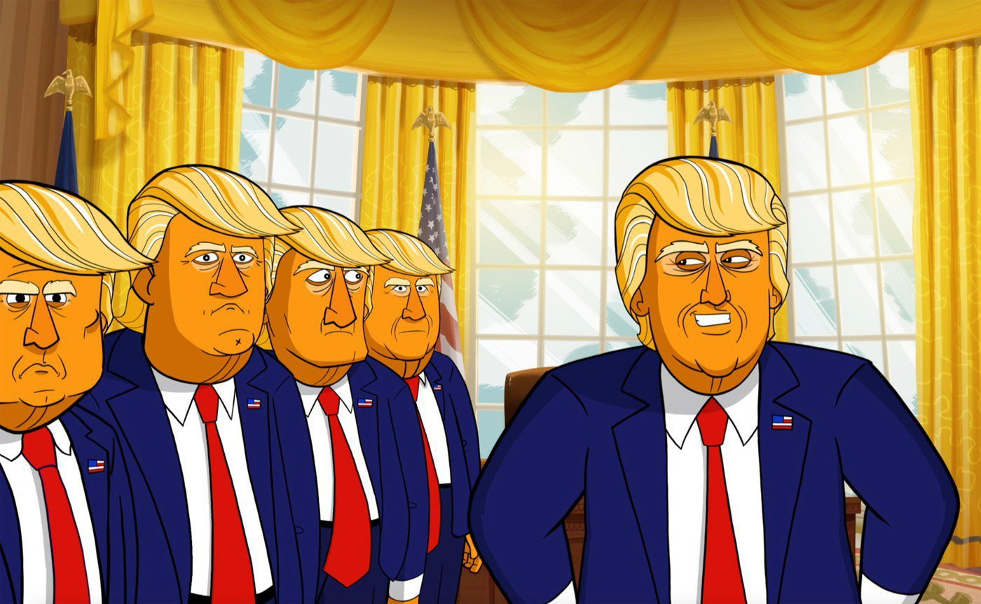 our cartoon president season one tv review slant magazine