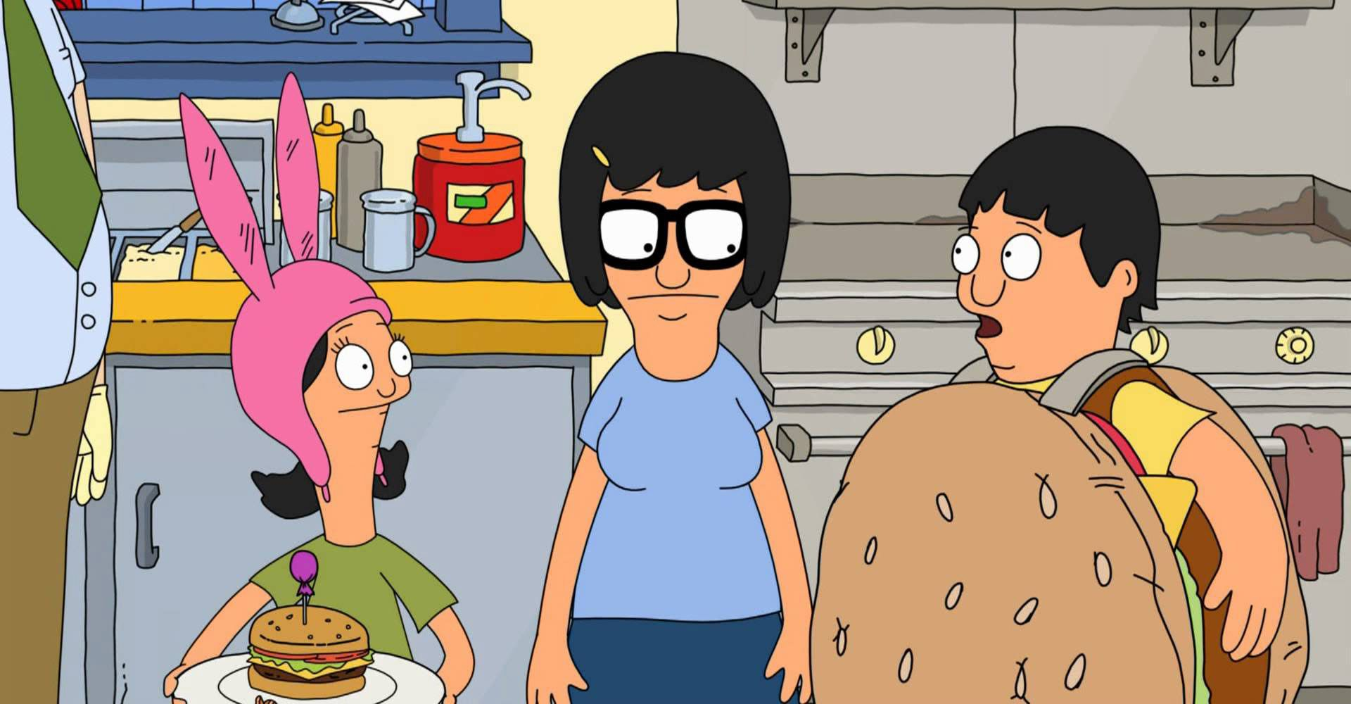 An image from Bob's Burgers: Season One