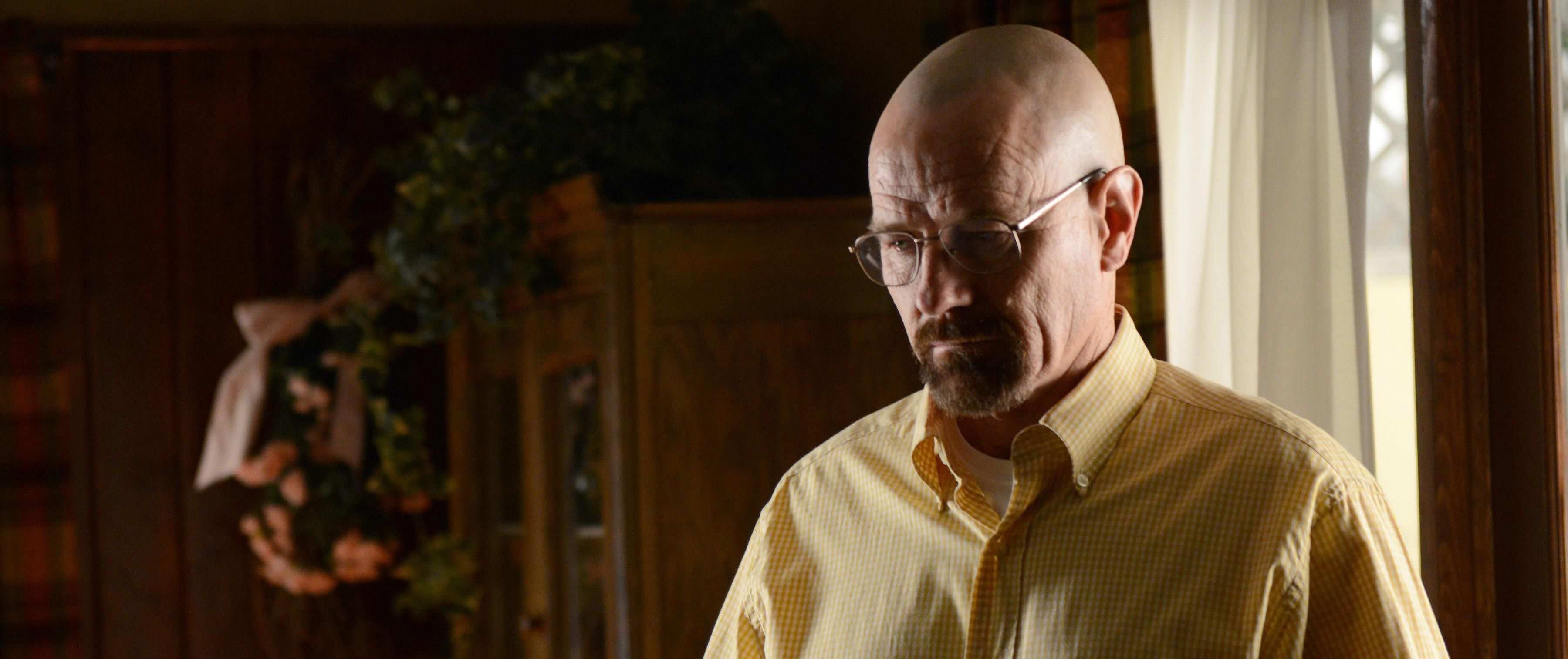 An image from Breaking Bad: Season Five