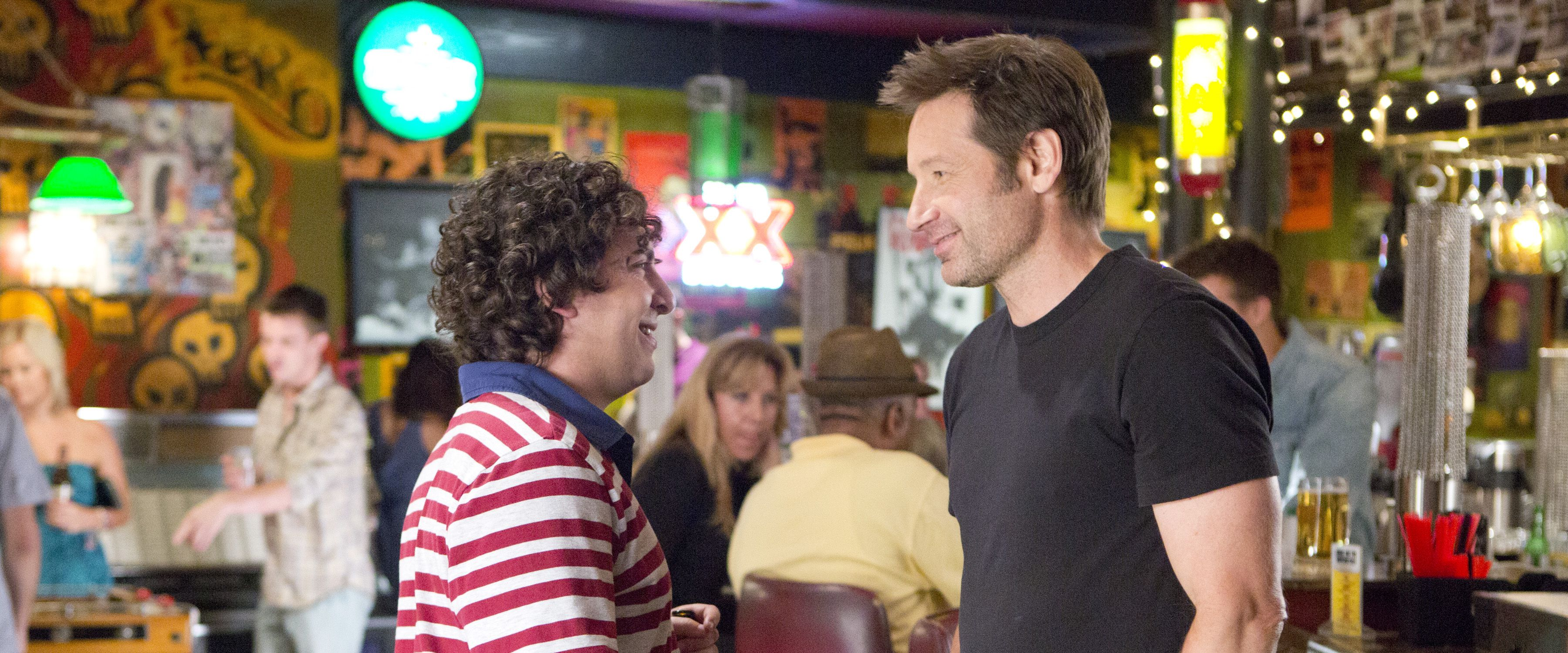 An image from Californication: Season Seven